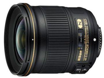 Nikon Nikkor 24 mm f/1.8G  AF-S ED