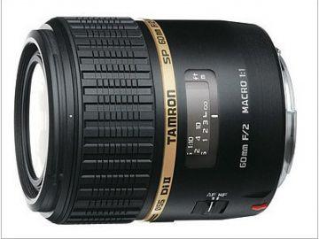 Tamron 60 mm f/2.0  SP AF Di II MACRO 1:1 / Canon