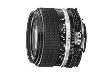 Nikon NIKKOR 28mm f/2.8 AI