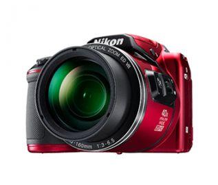 Nikon COOLPIX B500 czerwony