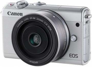 Canon EOS M100 srebrny