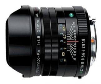 Pentax 31 mm f/1.8 FA AL czarny