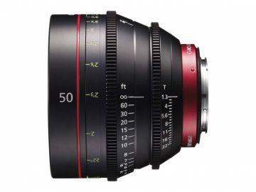 Canon CN-E50 mm T1.3 L F