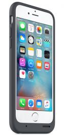 Apple Etui Smart Battery Case do iPhone'a 6/6s grafitowe