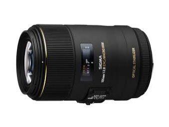 Sigma 105 mm f/2.8 DG OS EX HSM MACRO / Sony A