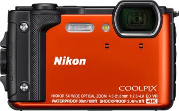 Nikon Coolpix W300 pomarańczowy