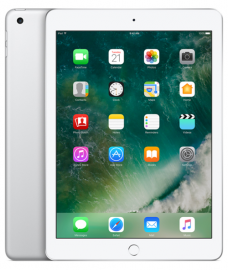 Apple iPad Wi-Fi + Cellular 128GB srebrny