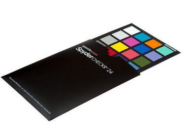 Datacolor SpyderCheckr tablica testowa MINI 24 pola