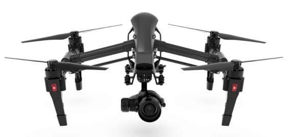 DJI Dron Inspire 1 PRO Black Edition