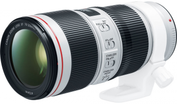 Canon 70-200 mm f/4.0 L EF IS II USM