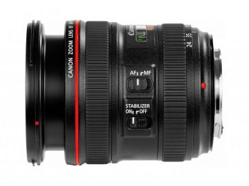 Canon 24-70 mm f/4.0L EF IS USM