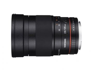 Samyang 135 mm f2.0 ED UMC / Nikon AE