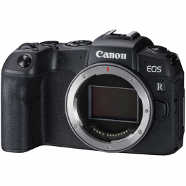 Canon EOS RP body z adapterem EF-EOS R