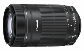Canon 55-250 mm f/4-f/5.6 EF-S IS STM
