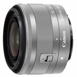 Canon EF-M 15-45 mm f/3.5-6.3 IS STM srebrny