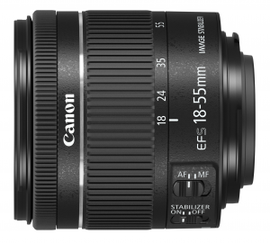 Canon 18-55 mm f/4.0-5.6 EF-S IS STM