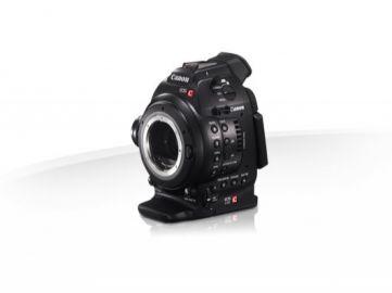 Canon EOS C100 EF - LensCashback do 3440zł!