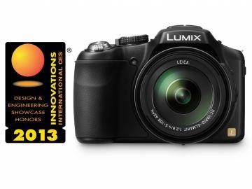 Panasonic Lumix DMC-FZ200 czarny