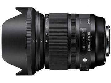 Sigma A 24-105 mm f/4 DG OS HSM / Nikon