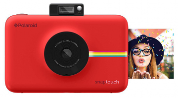 Polaroid Snap Touch LCD FullHD Video Czerwony