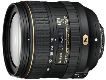 Nikon Nikkor 16-80mm f/2.8-4.0E DX ED VR - Cashback 430zł