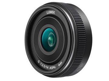 Panasonic LUMIX G 14 mm f/2.5 II ASPH czarny