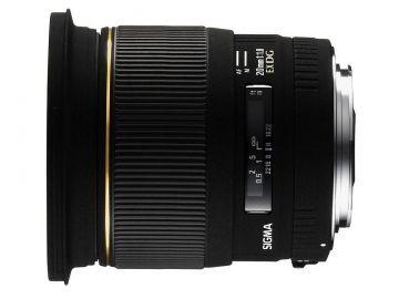 Sigma 20 mm f/1.8 DG EX ASP RF / Pentax