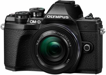 Olympus OM-D E-M10 Mark III + ob. 14-42 EZ czarny
