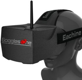 Eachine Gogle FPV One 5.8GHz 40CH