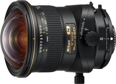 Nikon PC 19 mm f/4E ED