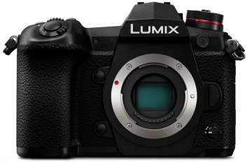 Panasonic Lumix DC-G9 body + Grip DMW-BGG9 GRATIS