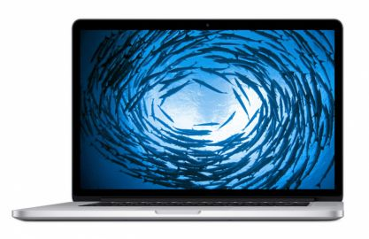 Apple MacBook Pro 15.4 Retina 2.2Ghz/16GB/256GB SSD/Intel Iris Pro