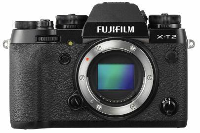 FujiFilm X-T2 + ob. XF 18-55 mm f/2.8-4.0 OIS + torba Hama Odessa 110 Colt GRATIS