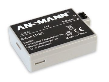 Ansmann A-Can LP-E12