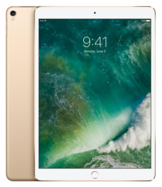 Apple iPad Pro 10,5 cala 256GB złoty