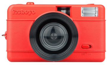 Lomography FISHEYE ONE RED