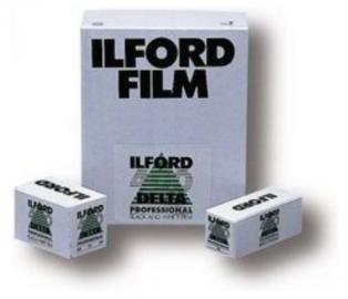 Ilford DELTA 400 /120