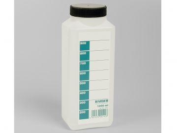 Kaiser Butelka na chemię 1000ml biała