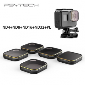 PGY Tech Filtry do GoPro 5/6 5 szt