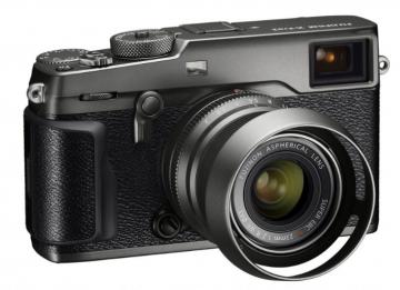 FujiFilm X-Pro2 body grafitowy + ob. XF 23 mm f/2.0 R WR czarny
