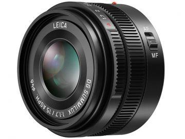 Panasonic LEICA DG SUMMILUX 15 mm f/1.7 ASPH czarny