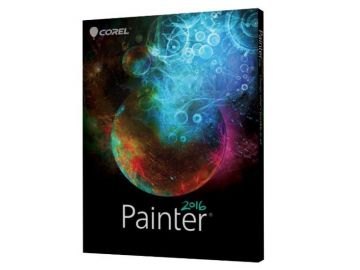 Corel Painter 2016 ML Upgrade Win/Mac Box