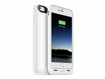 Mophie Juice Pack - zewnętrzna bateria (2600mAh) wraz z obudową do iPhone 6 Plus (kolor biały)