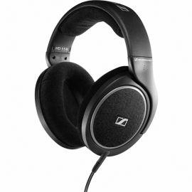 Sennheiser HD 558 - audiofilskie, dynamiczne, otwarte, wokółuszne