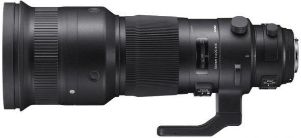 Sigma S 500 mm f/4.0 DG OS HSM / Canon