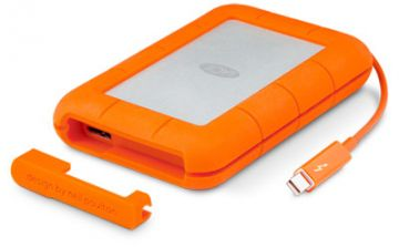 LaCie Rugged Thunderbolt 1 TB SSD USB 3.0
