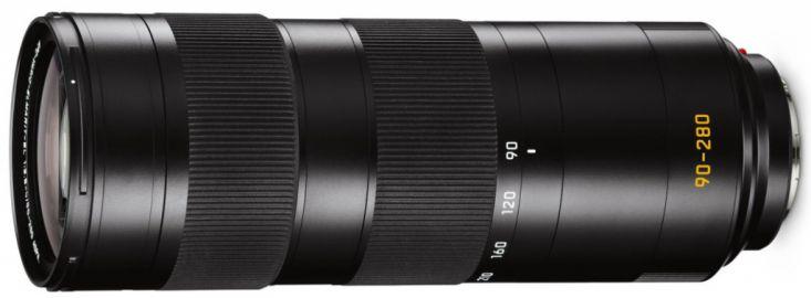 Leica APO-VARIO-ELMARIT-SL 90-280 mm F/2.8-4.0 czarny