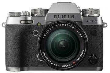 FujiFilm X-T2 Graphite Silver Edition (edycja limitowana)
