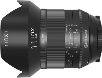 Irix 11 mm f/4 Blackstone / Canon EF