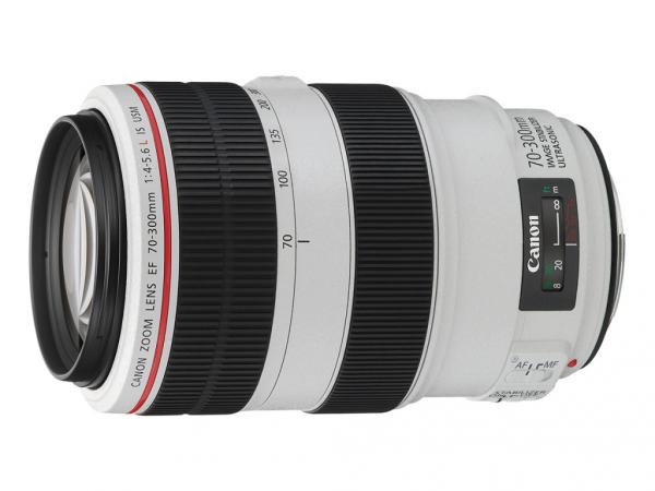 Obiektyw Canon 70-300 mm f/4.0-f/5.6 L IS USM